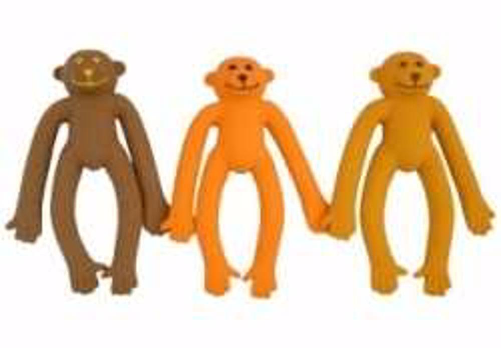 Opice plný latex 27cm-140008