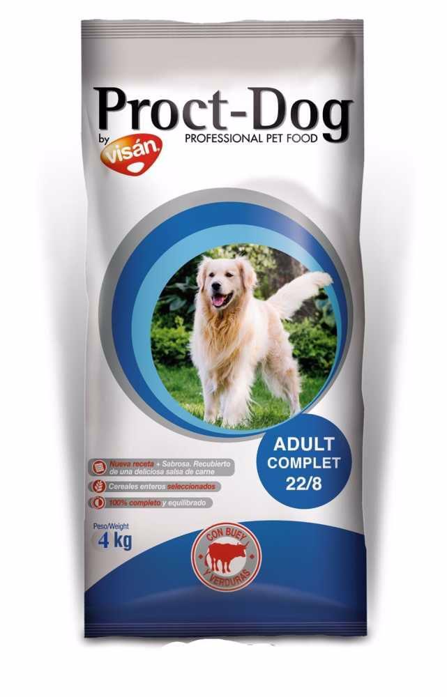 PROCT-DOG Adult  COMPLET   4kg-7861