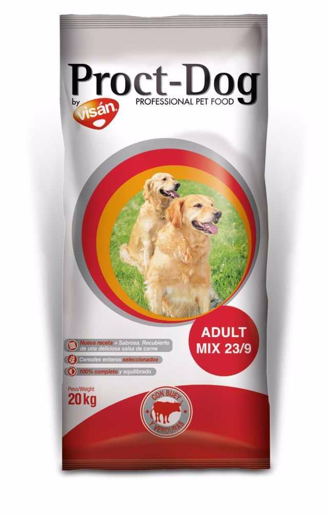 PROCT-DOG Adult  MIX  20kg-7863
