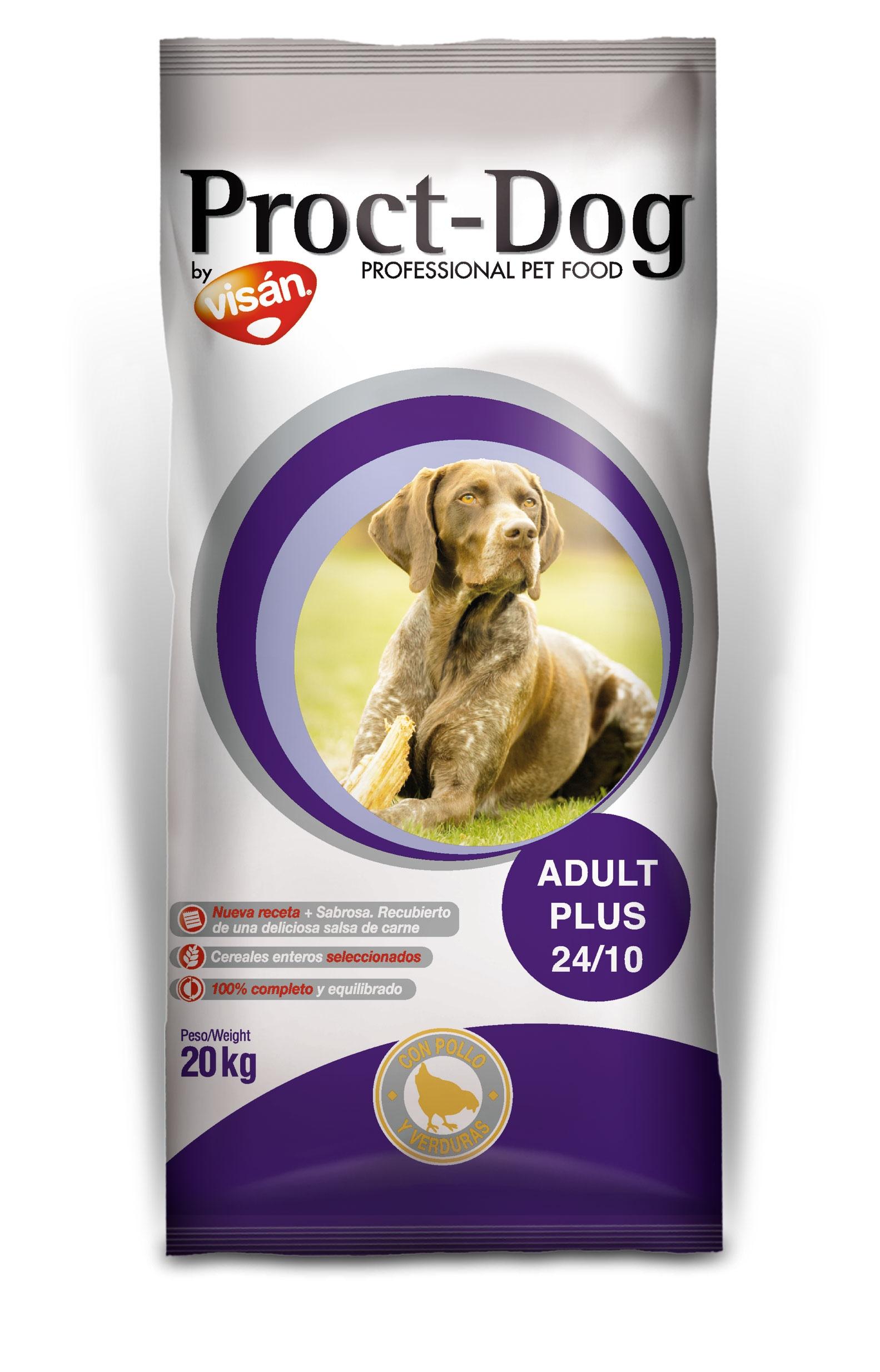PROCT-DOG Adult  PLUS  10kg-7864