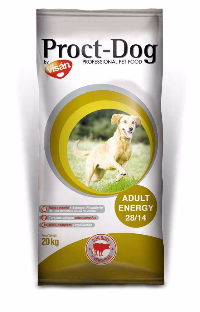 PROCT-DOG Adult  ENERGY 20kg-7867