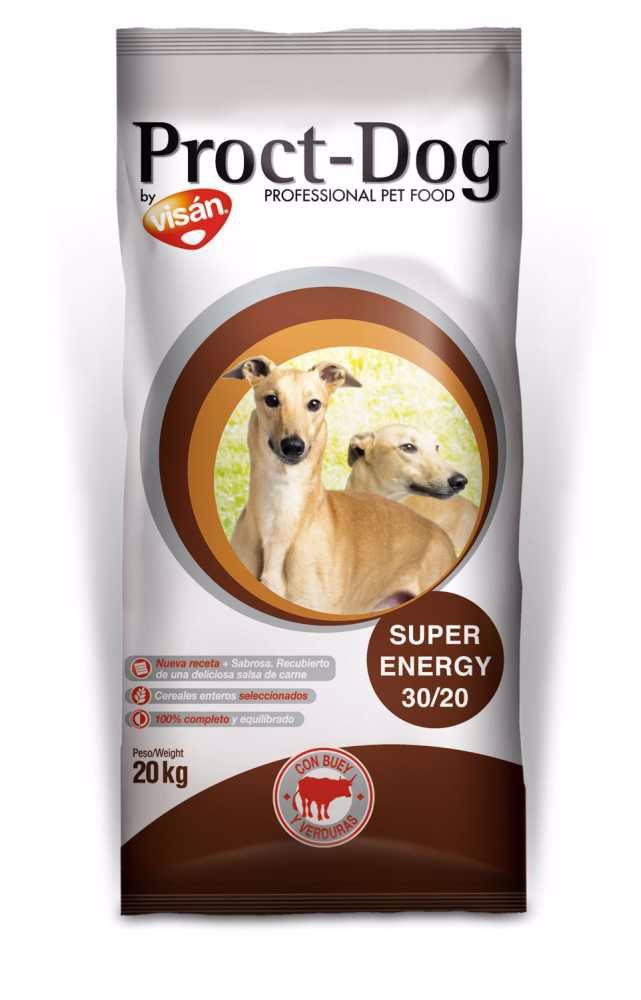 PROCT-DOG SUPER ENERGY  20kg-7868