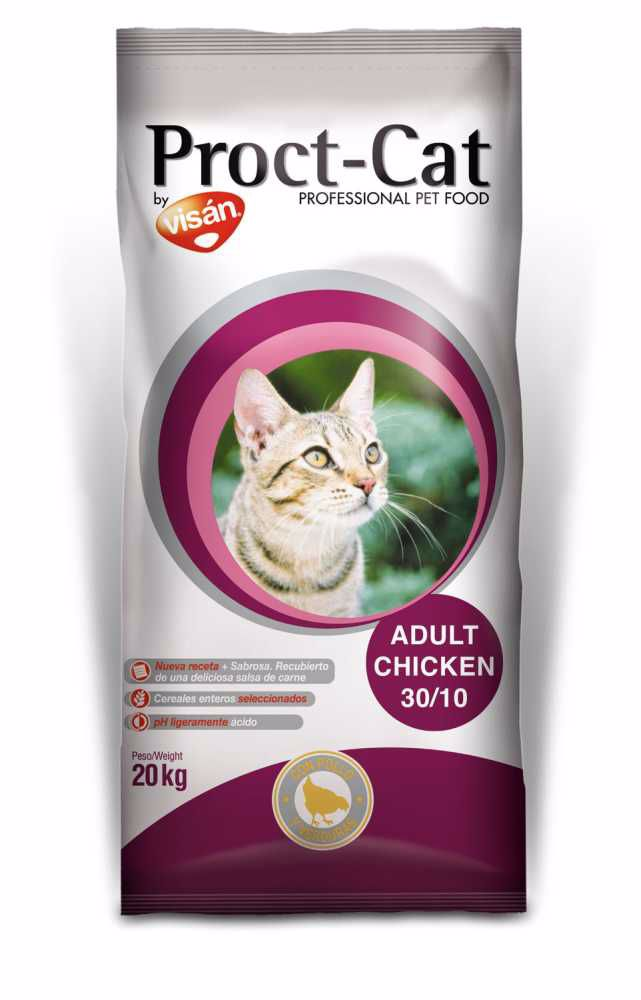 PROCT-CAT Adult  CHICKEN  20kg-7871