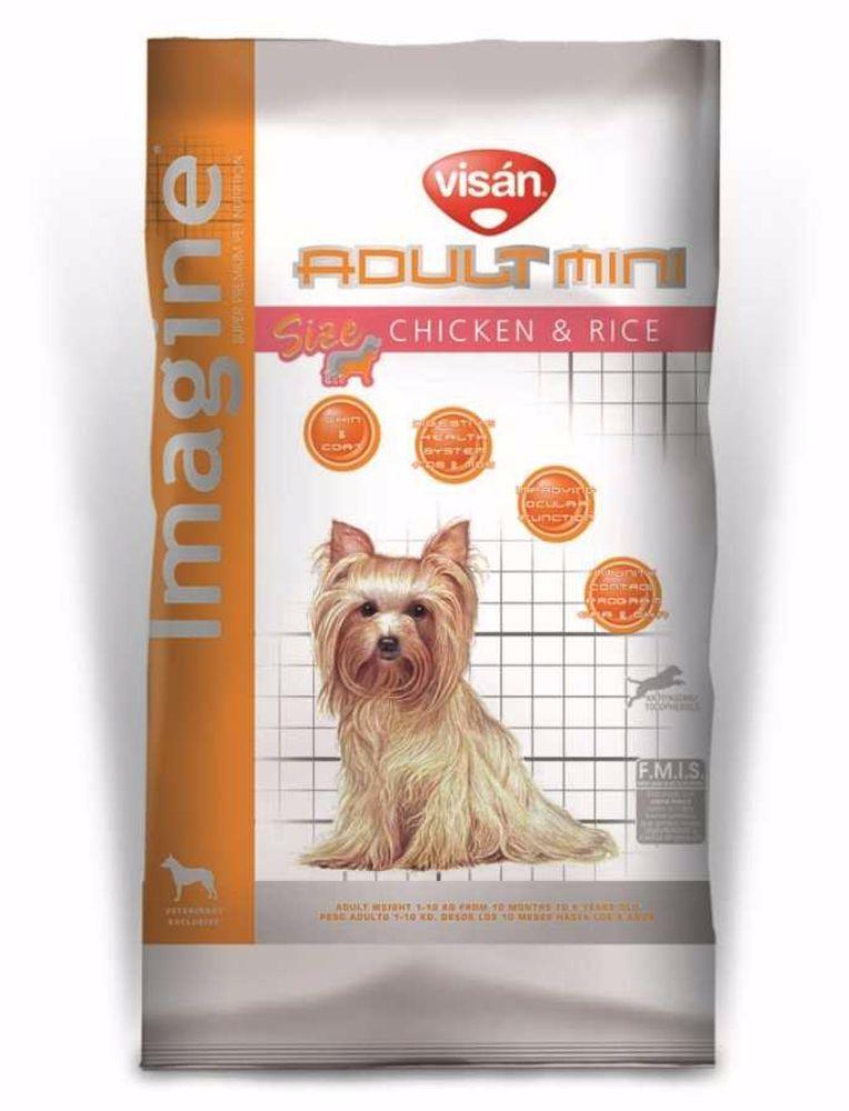 Imagine dog MINI ADULT  10kg-7879-Z