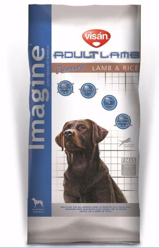 Imagine dog LAMB & RICE 12,5kg -7888-Z