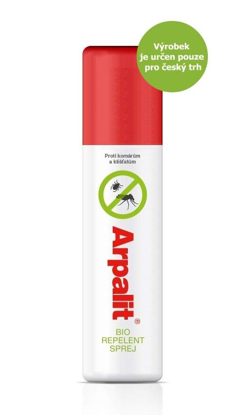 Arpalit Bio repelentní sprej 150 ml