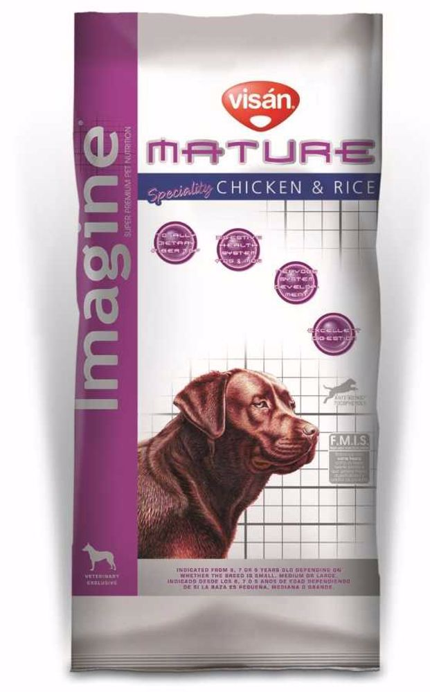 Imagine dog MATURE-SENIOR  12,5kg-8387-Z