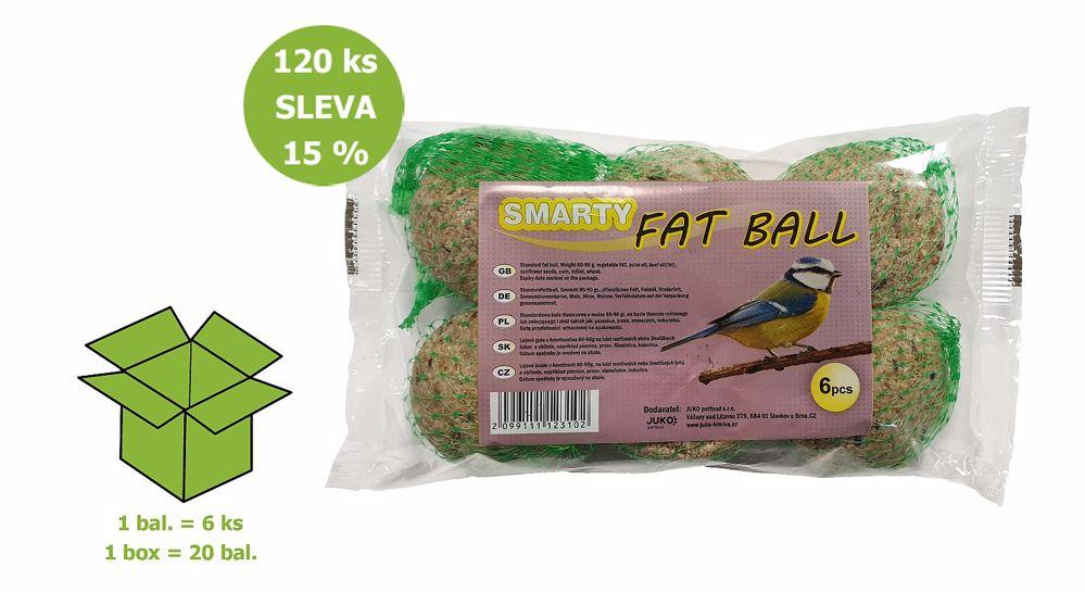 Lojová koule se semínky 90 g (120 ks) SLEVA 15 %