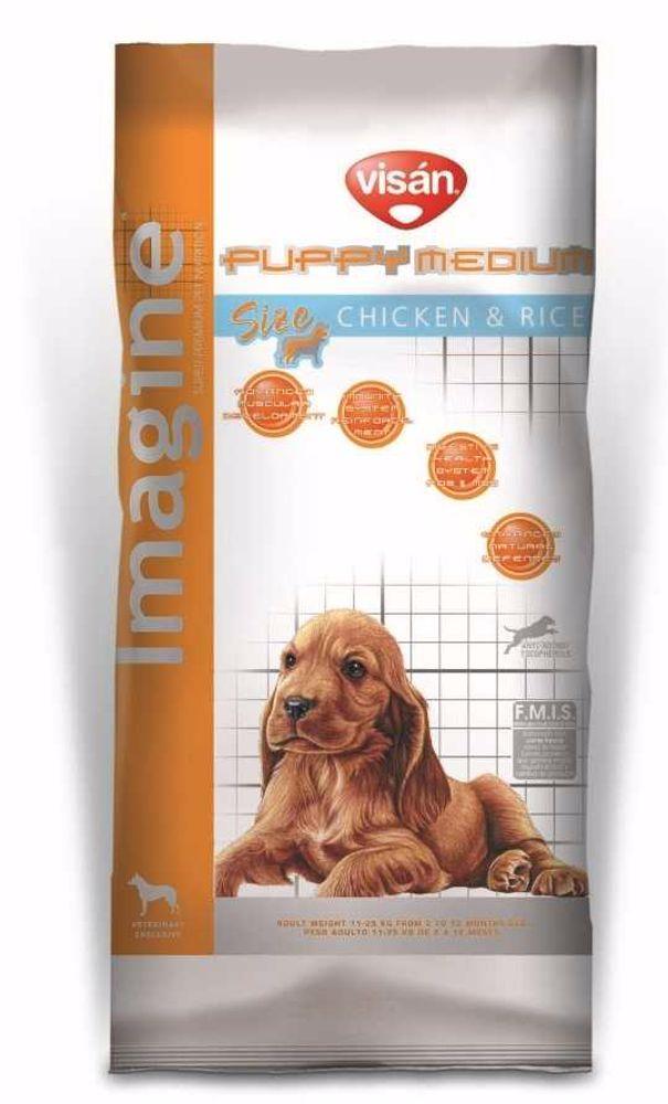 Imagine Dog Puppy Medium 3 kg