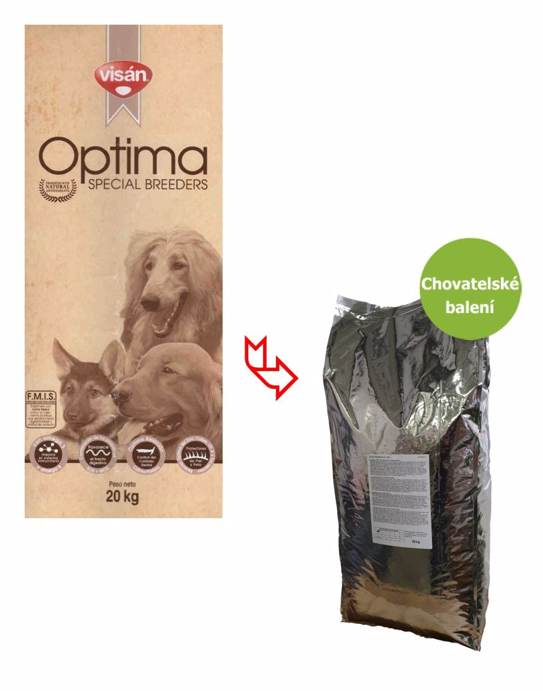 Visán OPTIMA Sensitive Fish&Potato 20kg-8449