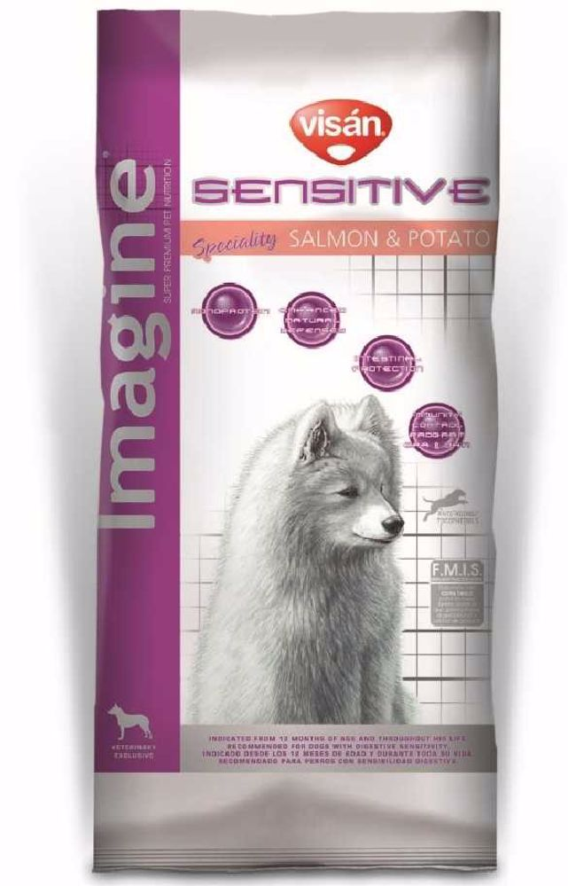 Imagine dog SENSITIVE  1kg losos-8481-Z