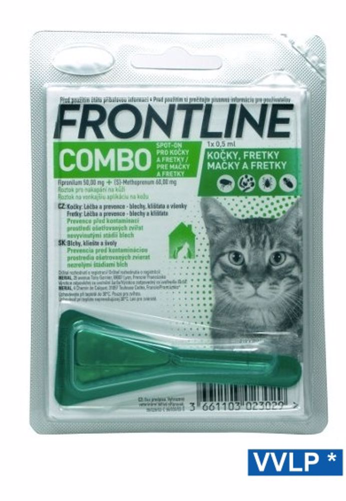 a.Frontline COMBO Spot-on CAT-8756