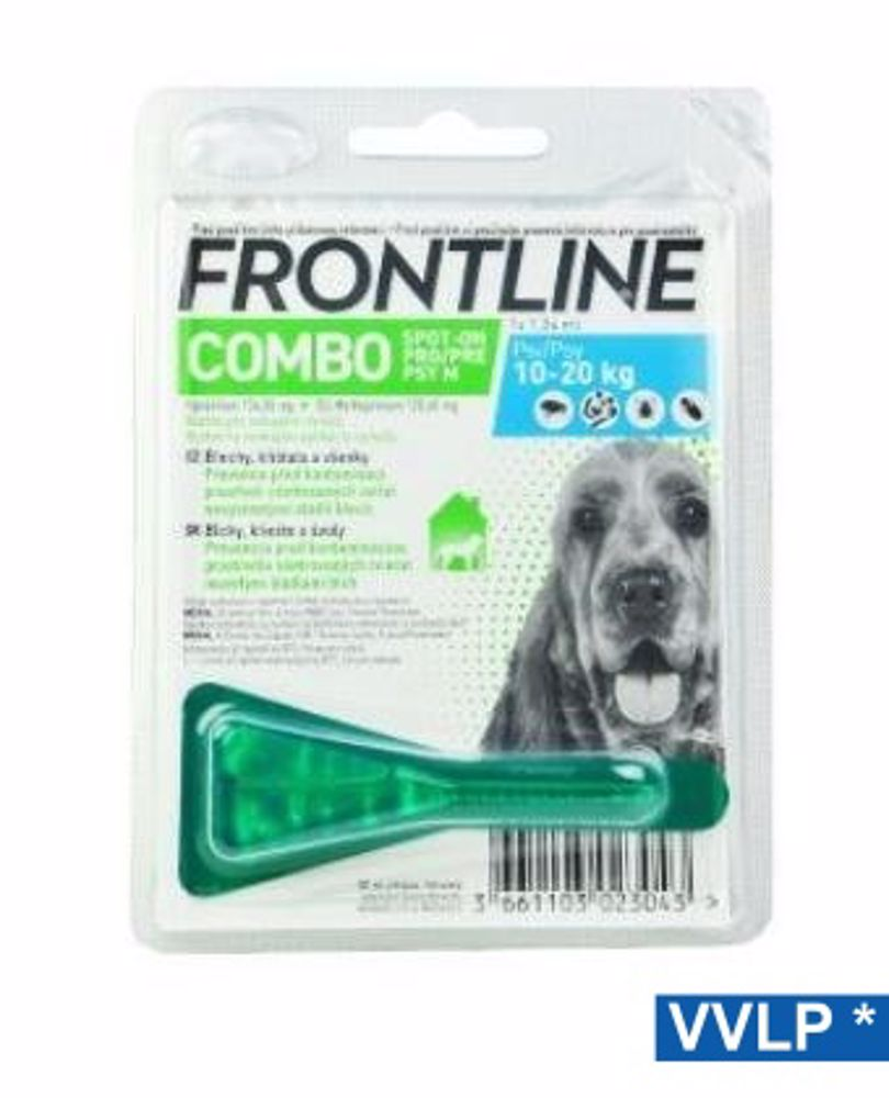 a.Frontline COMBO Spot-on DOG-M-10-20kg-8758