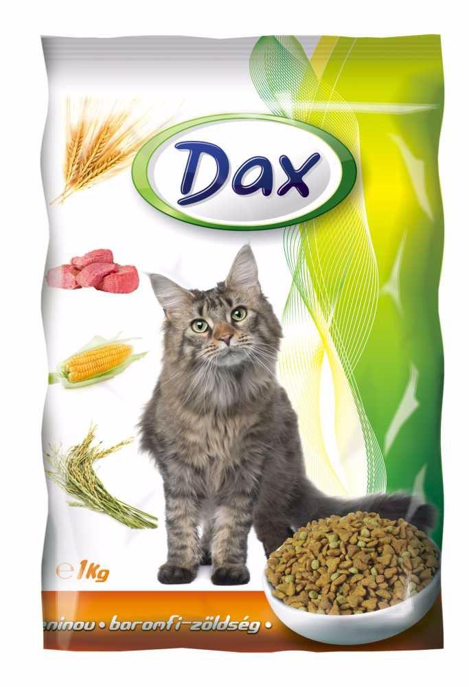 Dax Cat granule drůbeží se zeleninou 1 kg