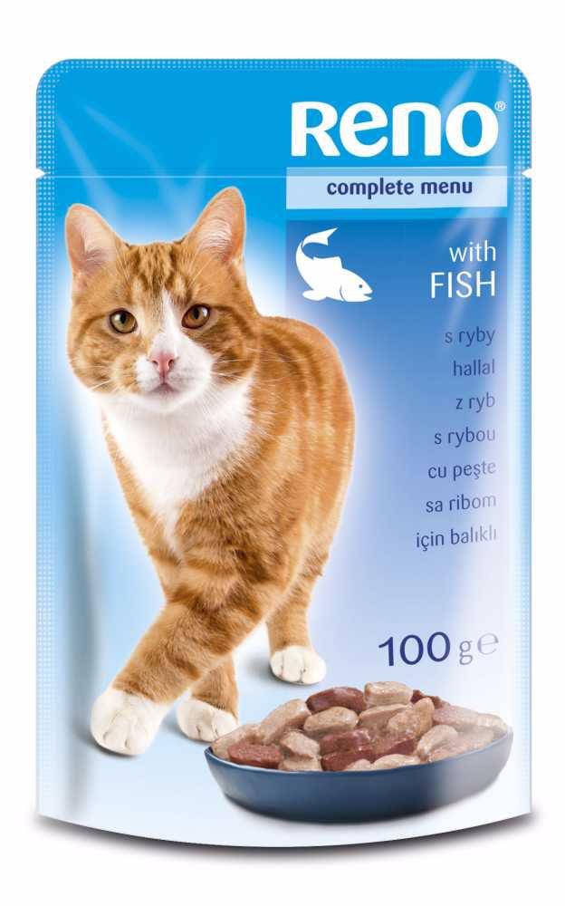RENO kapsa CAT RYBA 100g-9256