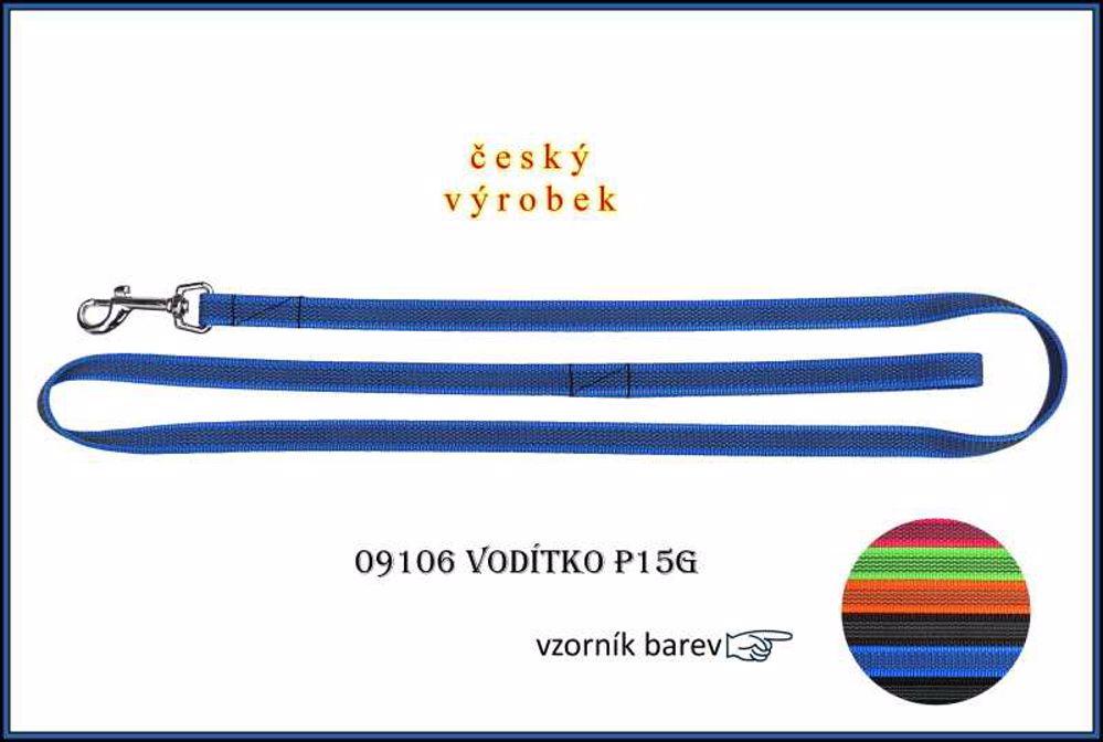 Vodítko Popruh-15G-různé dekory-09106
