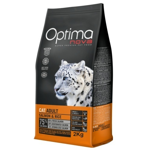 OPTIMAnova CAT ADULT SALMON  2kg-9495