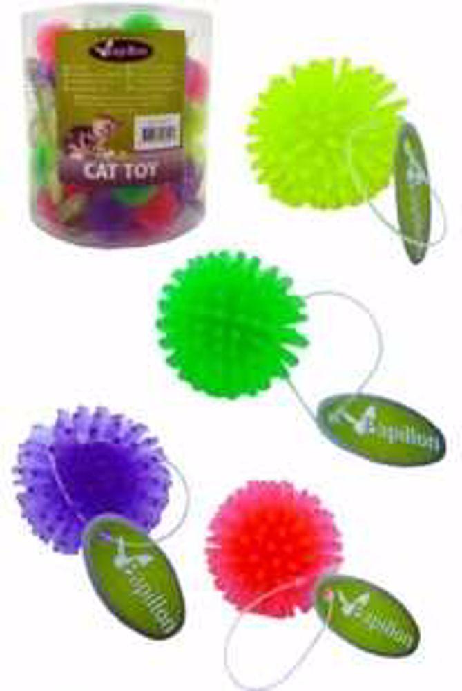 Míček ježek 3,5cm-240031
