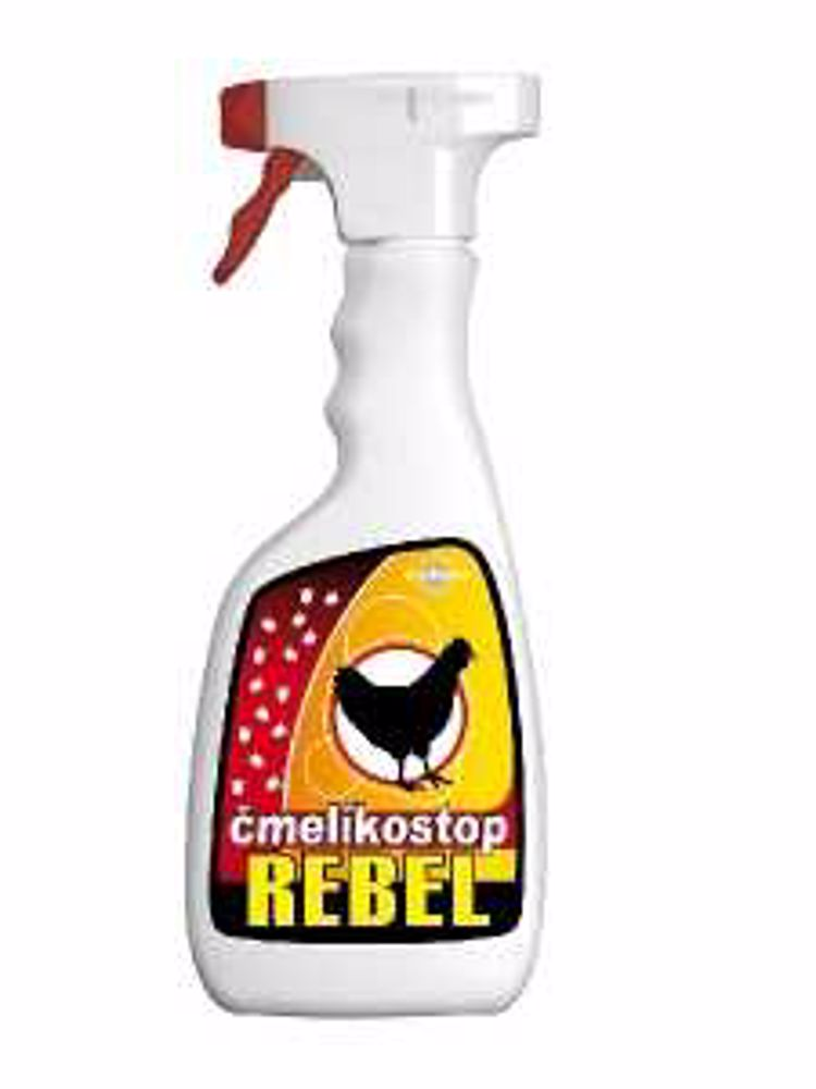 Čmeliko stop Rebel 500ml-9816
