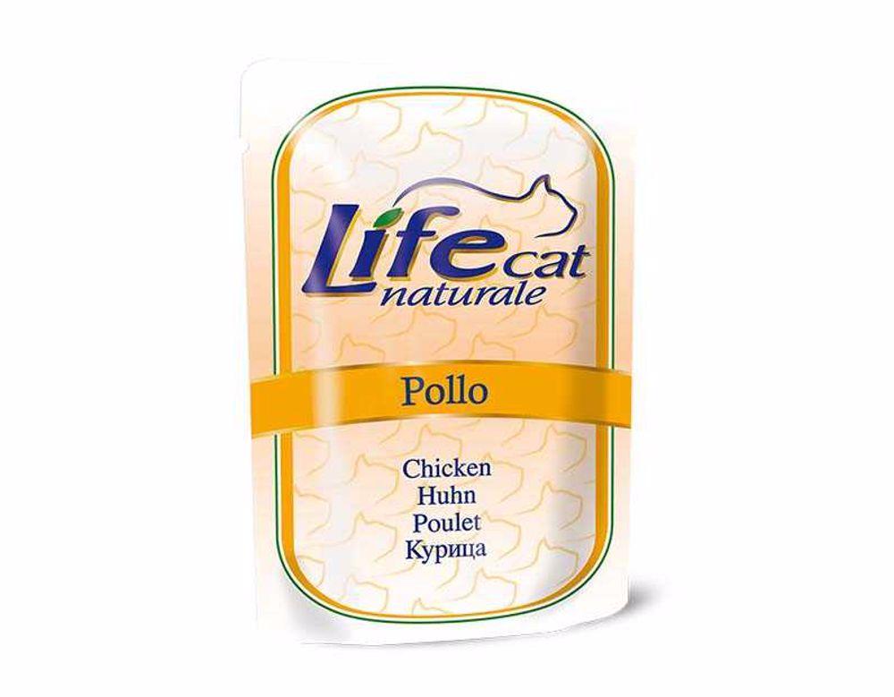 Lifecat pouch Chicken 70g-10125